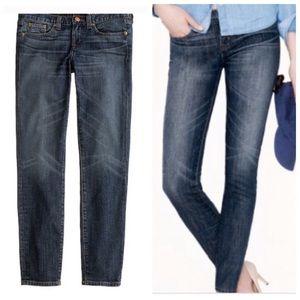 💥FLASH SALE💥 J Crew Toothpick Skinny Jeans
